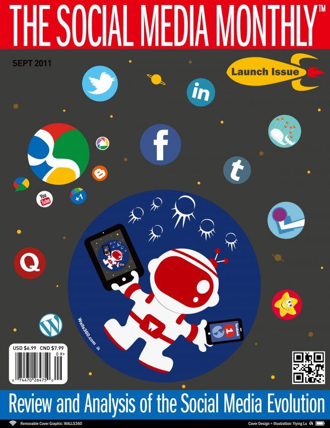 Nace la primera revista impresa sobre redes sociales