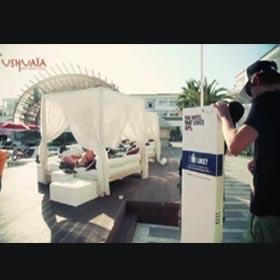 Hotel en Ibiza integra en sus fiestas las funciones de Facebook