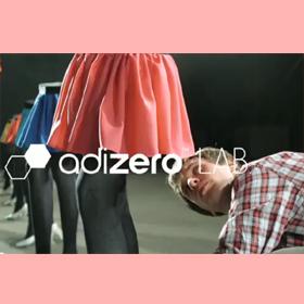 Adizero Lab: el nuevo spot de Adidas