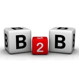 Las redes sociales son poco importantes para las empresas B2B