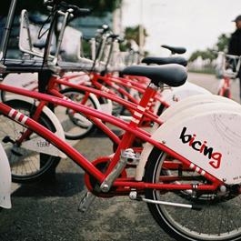 Barcelona estudia poner publicidad en el servicio público de bicicletas