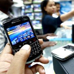 Blackberry se refugia en Asia tras salir del 'top 5' de ventas mundiales