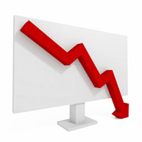 La respuesta a la publicidad disminuyó en la primera mitad de 2011