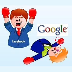 Continúa la batalla entre Facebook y Google por la publicidad en redes sociales