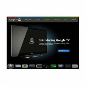 Google TV no llegará a Europa hasta 2012