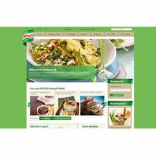 Las webs de marcas de alimentación son las favoritas de los internautas