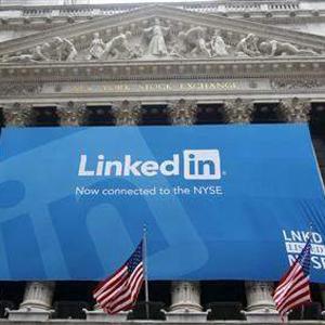 El valor de LinkedIn cae un 40% en sólo 3 días