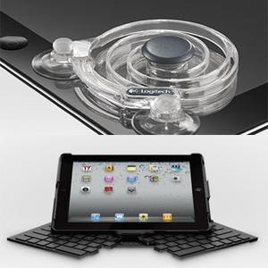 Logitech lanza dos nuevos accesorios sorprendentes para el iPad