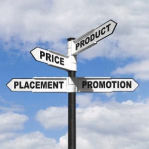 Los 4 aspectos fundamentales del marketing mix