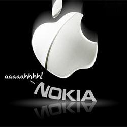 Apple desplaza a Nokia del trono mundial de los fabricantes de smartphones