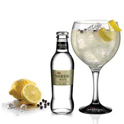 Aprende a hacer gin-tonics con la nueva aplicación para iPhone de Nordic Mist