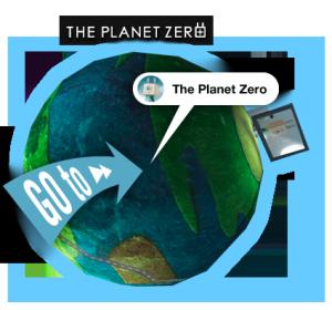 The Planet Zero, la web de Nissan que permite experimentar en un videojuego la sociedad de emisiones cero