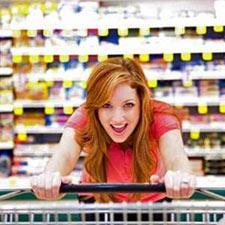 En una atmósfera relajada, los consumidores aumentan el valor de los productos en un 10%