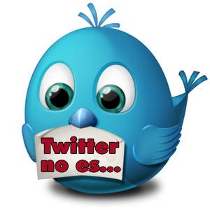 26 cosas que no son Twitter