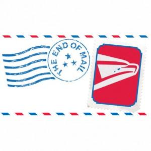 El fin del correo postal está cada vez más cerca