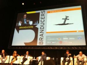 Televisiones y marcas debaten en Branducers 2011:
