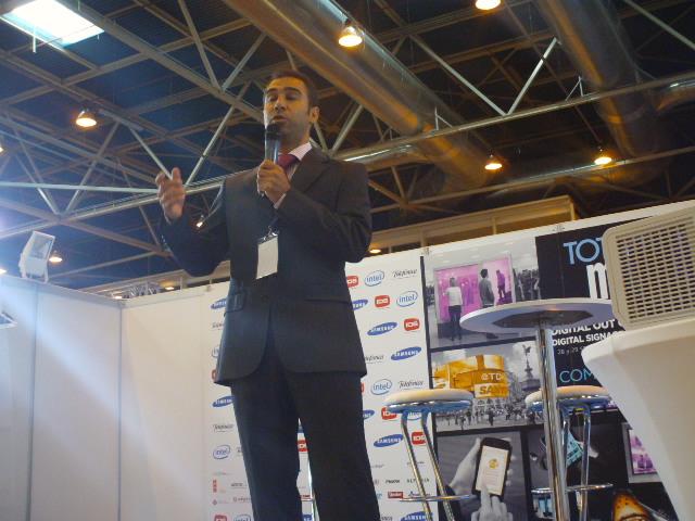 Daniel Shaikh en TOTALmedia: