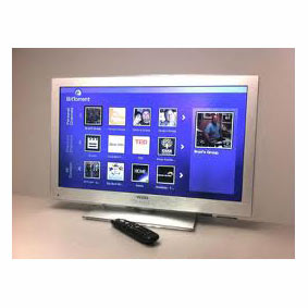 Llega el primer televisor de contenido personal de la mano de BitTorrent