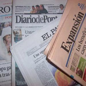 Los diarios pierden casi un 12% de publicidad en 2011