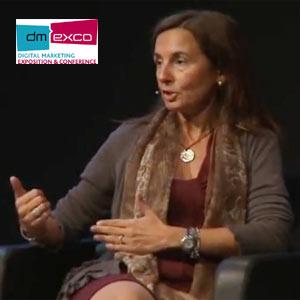 Mª Luisa Francoli (MPG) en Dmexco: