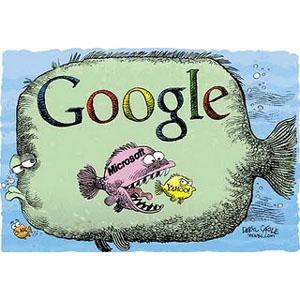 Google pierde mercado frente a Yahoo! y Microsoft, que no dejan de crecer
