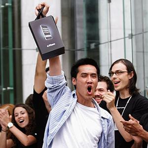 Un iPhone de gran pantalla, con 4G, GPS y videollamadas, el smartphone preferido por los usuarios