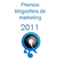 El Observatorio de la Blogosfera de Marketing entregará sus Premios 2011