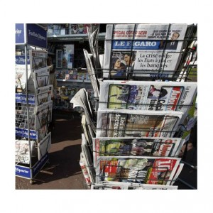 La prensa francesa se une para echarle un pulso a Apple