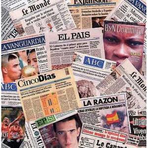 Mal verano para la prensa española: desplome de las ventas de El Mundo y ABC