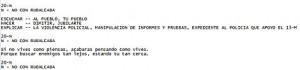 Un pirata informático revela datos de la escolta de Zapatero y critica a Rubalcaba
