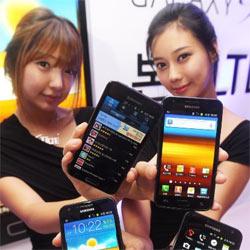 Samsung y Microsoft sellan una alianza de patentes contra Google