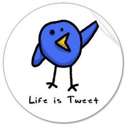 El día de la semana con más tweets es... ¡hoy martes!