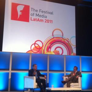 """P.Krakowsky (Interpublic) en Festival of Media LatAm 2011: """"Hollywood aún es la industria de contenidos mundial"""""""