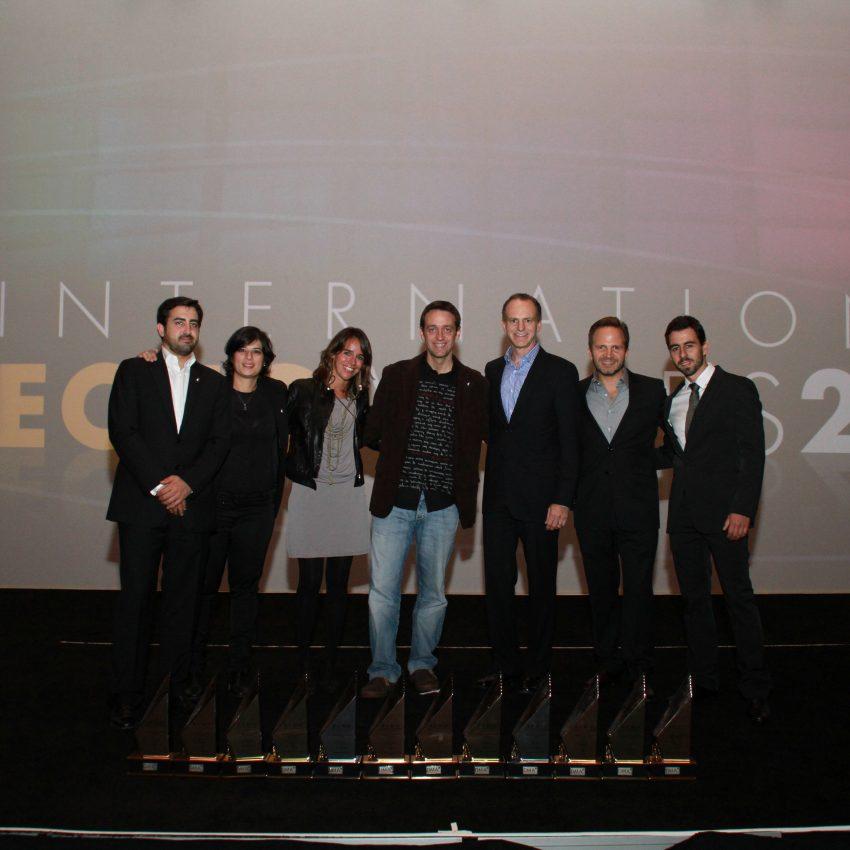 Shackleton triunfa en los Echo Awards en Boston con 6 estatuillas