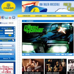 Adconion Media Group comercializará la publicidad online de Cinesa