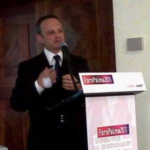 J. M. Frigola (Havas) en Foro Palma:
