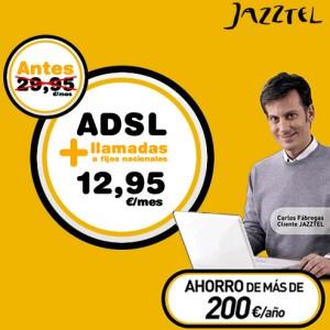 Jazztel, suspendida por Autocontrol al no cesar una campaña de publicidad engañosa