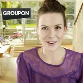 Groupon se lanza a los anuncios en televisión en Reino Unido