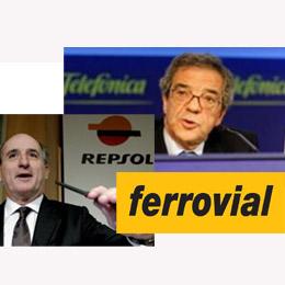 Telefónica, Ferrovial y Repsol, líderes en comunicación corporativa