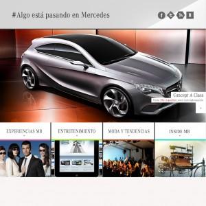 Algo está pasando en Mercedes