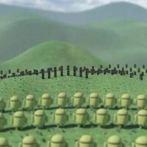 Android no teme al iPhone: la guerra telefónica ha comenzado