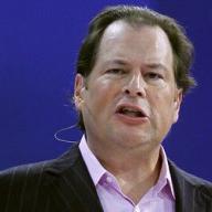 """""""En Facebook empieza a estar todo lo que quiero"""", M.Benioff (Salesforce) en Web Summit 2.0"""