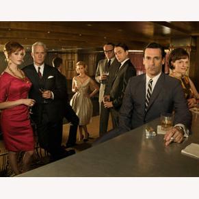 La serie Mad Men se emitirá en abierto en España en el canal Divinity TV
