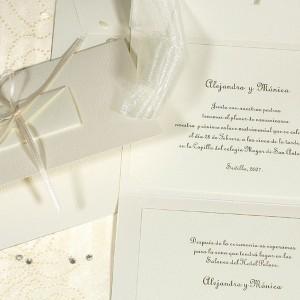 Cuando las invitaciones de boda se envíen por e-mail podremos decir que el correo ha
