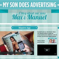 Cuando los padres de los creativos publicitarios se convierten en los mayores críticos de sus hijos