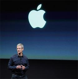 La presentación del nuevo iPhone 4S en directo
