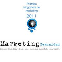 Marketing Comunidad recibe una mención especial en los