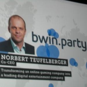 """EEC11: N. Teufelberger (Bwin): """"queremos pasar del juego online al entretenimiento digital mundial"""""""