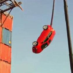 El nuevo Chevrolet Sonic se estrena haciendo