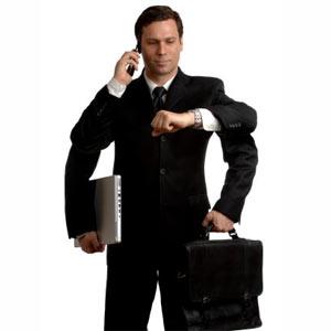 """El director de marketing: un """"hombre orquesta"""" que toca cinco instrumentos simultáneamente"""